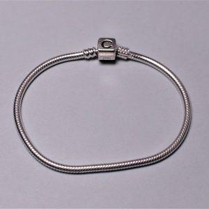 CHAMILIA 925 Starter Charm Bracelet